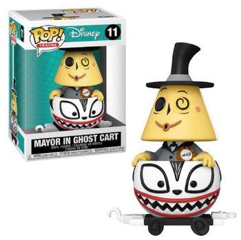 image de Mayor in Ghost Cart
