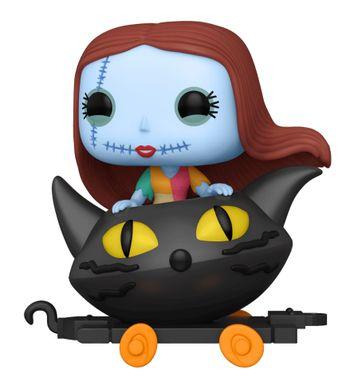 image de Sally in Cat Cart