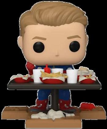 image de Victory Shawarma: Captain America