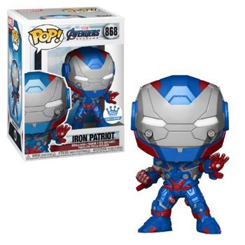 image de Iron Patriot