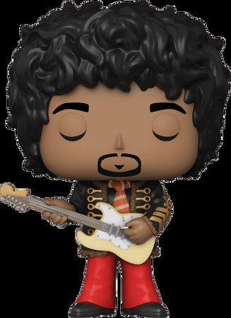 image de Jimi Hendrix (Napoleonic Hussar Jacket)
