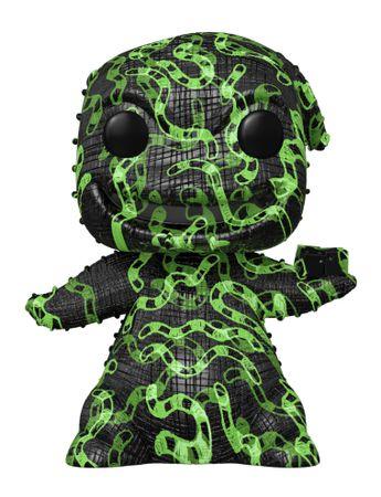 image de Oogie Boogie (Art Series) (Green)