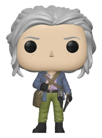 image de Carol with Bow & Arrow