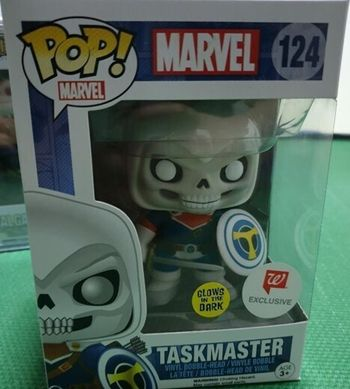 image de Taskmaster (Glow)