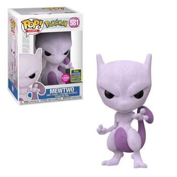 image de Mewtwo (Flocked) [Summer Convention]