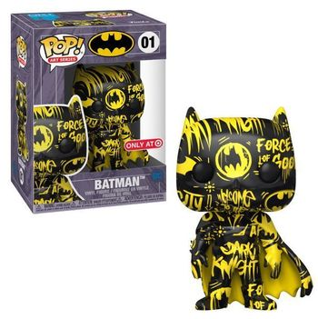 image de Batman (Black & Yellow)
