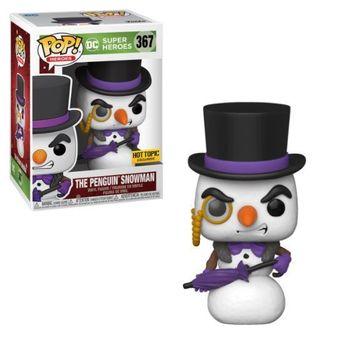 image de The Penguin Snowman