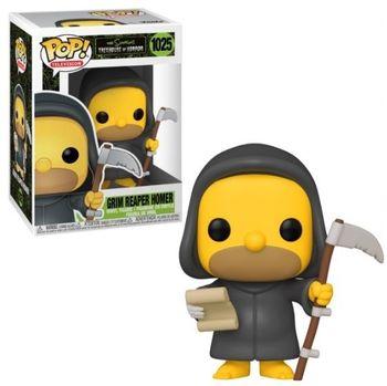 image de Grim Reaper Homer