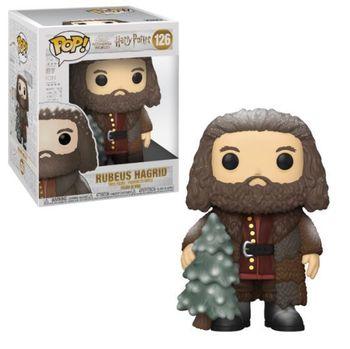 image de Rubeus Hagrid (6-Inch) (Holiday)