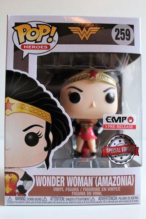 image de Wonder Woman (Amazonia)
