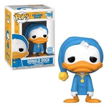 image de Donald Duck in Pajamas