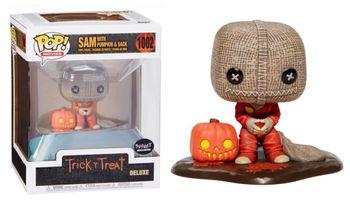 image de Sam With Pumpkin & Sack