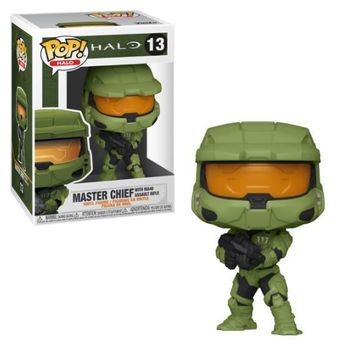 image de Master Chief with MA-40 Assault Rifle