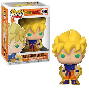 image de Super Saiyan Goku (First Appearance)