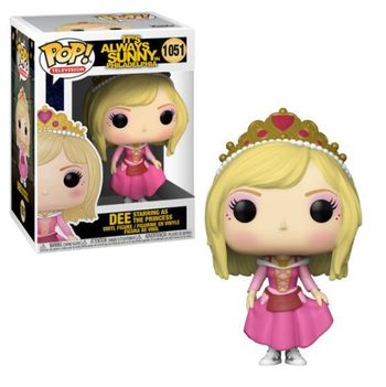 image de Dee Starring as the Princess