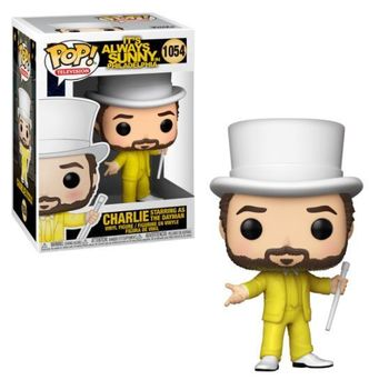 image de Charlie Starring as the Dayman