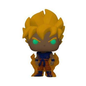image de Super Saiyan Goku (First Appearance) (Glow in the Dark)