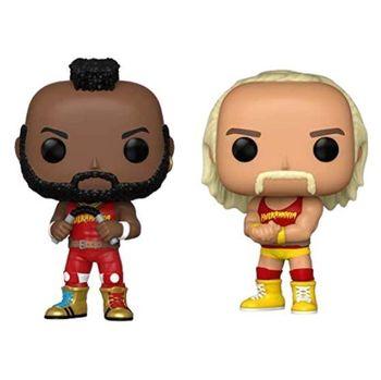 image de Hulk Hogan & Mr. T (2-Pack)
