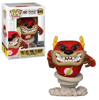 image de Taz as The Flash