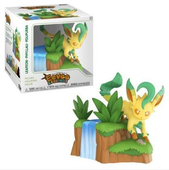 image de An Afternoon with Eevee: Leafeon