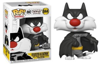 image de Sylvester As Batman