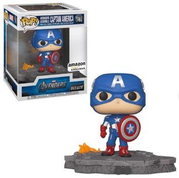 image de Avengers Assemble: Captain America
