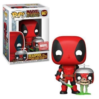 image de Deadpool with Headpool