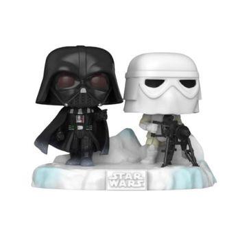 image de Darth Vader & Snowtrooper