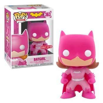 image de Batgirl (Breast Cancer Awareness)