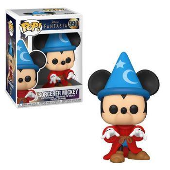 image de Sorcerer Mickey (Casting Spell)