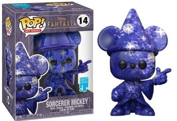 image de Sorcerer Mickey (Art Series #1)