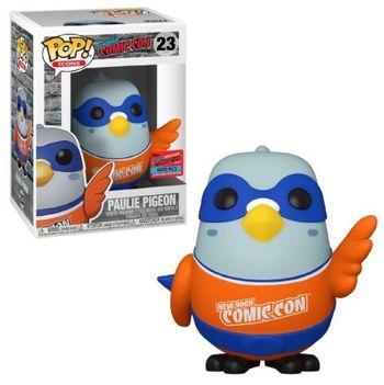 image de Paulie Pigeon (Orange) [NYCC]