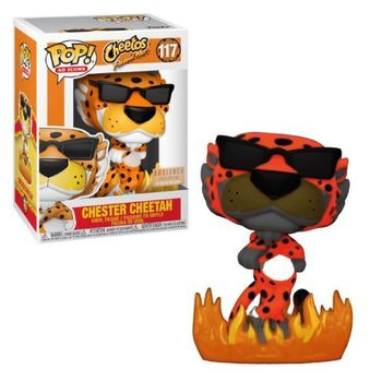 image de Chester Cheetah (Flames) (Glow in the Dark)