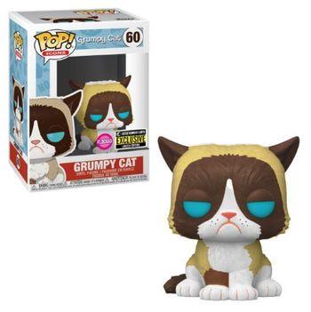 image de Grumpy Cat (Flocked)