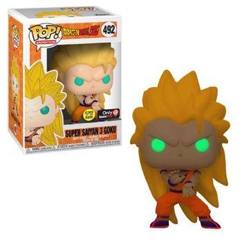 image de Super Saiyan 3 Goku (Glow in the Dark)