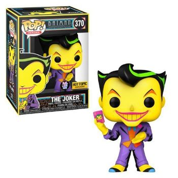 image de The Joker (Black Light Glow)