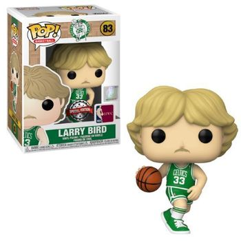 image de Larry Bird (Celtics Away Jersey)