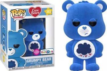 image de Grumpy Bear (Flocked, Toys R Us)
