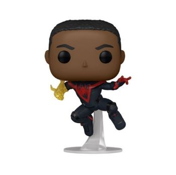 image de Miles Morales (Leaping) (Unmasked)