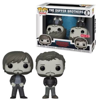 image de The Duffer Brothers (Upside Down) (2-Pack)