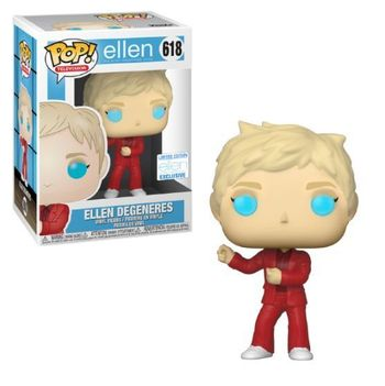 image de Ellen Degeneres (Red Suit)