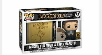 image de Making Fun Movie & Brian Mariotti Pop! Set