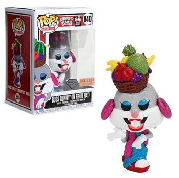 image de Bugs Bunny (in Fruit Hat) (Diamond Glitter)