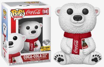 image de Coca-Cola Polar Bear (Diamond Glitter)