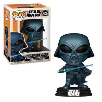 image de Darth Vader (Rounded Helmet) (Concept Series)