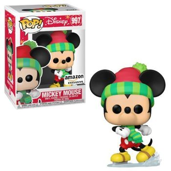 image de Mickey Mouse (Ice Skating)