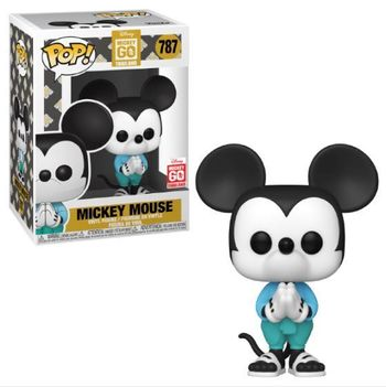 image de Mickey Mouse (Mickey Go Thailand)