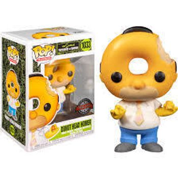 image de Donut Head Homer (Special Edition)