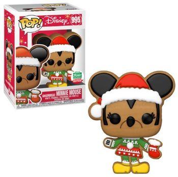 image de Gingerbread Minnie Mouse