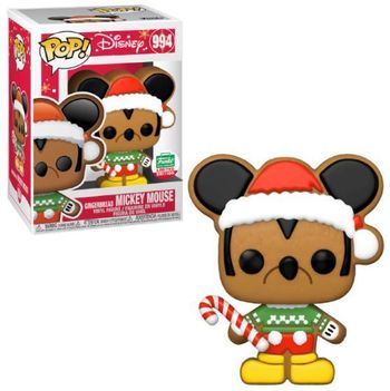 image de Gingerbread Mickey Mouse